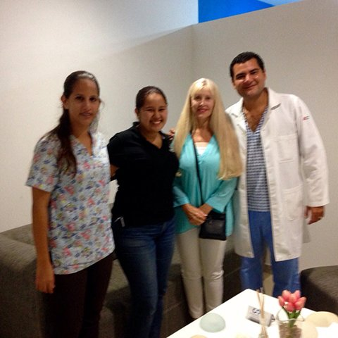 Breast Implant Replacement Testimonial from Mississipi, USA